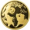 Panda 3g Au - Investiční zlatá mince