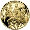 Bitva u Slavkova - 210. výročí zlato proof