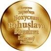 Česká jména - Bohuslava - zlatá medaile