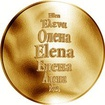 Česká jména - Elena - zlatá medaile