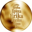 Česká jména - Erika - zlatá medaile