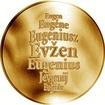 Česká jména - Evžen - zlatá medaile