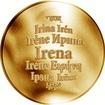 Česká jména - Irena - zlatá medaile