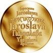 Česká jména - Jaroslava - zlatá medaile
