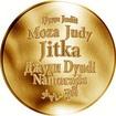 Česká jména - Jitka - zlatá medaile