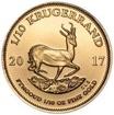 Investiční zlato - Zlatá mince - Krugerrand 1/10 Oz