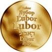 Česká jména - Lubor - zlatá medaile