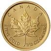 Investiční zlato - Zlatá mince - Maple Leaf 1/10 Oz