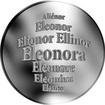 Česká jména - Eleonora - stříbrná medaile