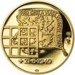 Heliodor Píka - zlato 1/2 Oz b.k.