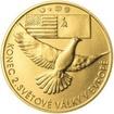 Osvobození Československa 8.5.1945 - 1 Oz zlato b.k.