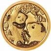 Panda 1g Au - Investiční zlatá mince