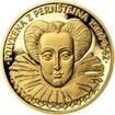 Polyxena z Pernštejna - 450. výročí narození zlato proof