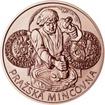 Pražská mincovna - Měď 1 Oz b.k.