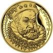 400. výročí umrtí Rudolfa II.- 1/2 Oz zlato