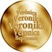 Česká jména - Veronika - zlatá medaile