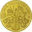 Zlatá mince Vídeňští filharmonici 1/2 Oz - různé roky
