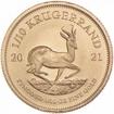 Zlatá mince Krugerrand 1/10 Oz - 2021