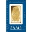 Zlatý slitek PAMP Fortuna 100 gramů