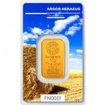 Zlatý slitek Argor Heraeus 10 gramů FN léto 2017