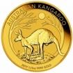 Zlatá mince Australian Kangaroo Gold Bullion 1/2 Oz 2019
