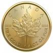 Zlatá mince Maple Leaf 1/4 Oz 2019