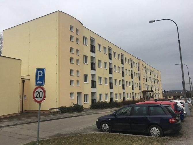 Byty v Prostřední ulici