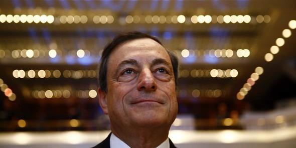 Draghi ECB