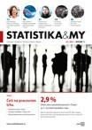 Obálka časopisu Statistika&MY