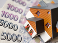 objem hypoték