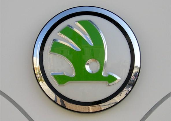 Logo Škoda auto
