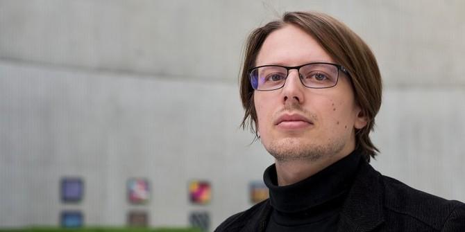 První autor studie Luboš Brabenec.
