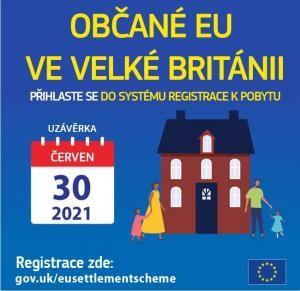Brexit - systém registrace k pobytu ©EC