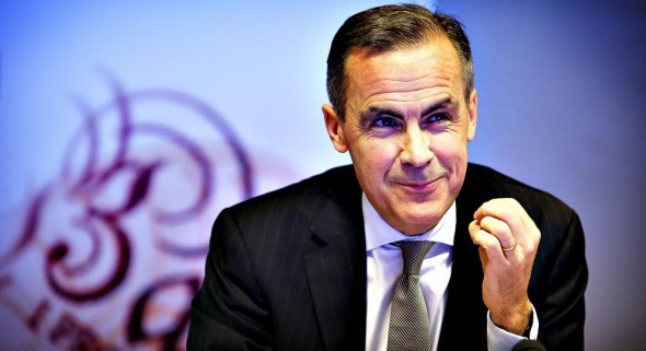 Mark Carney | Bank of England