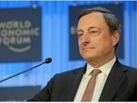 Draghi: ECB může snížit sazby nebo obnovit nákup aktiv, když to bude potřeba
