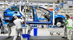 SAP: Vývoj výroby automobilů v ČR v 1Q21 vnáší mírný optimismus